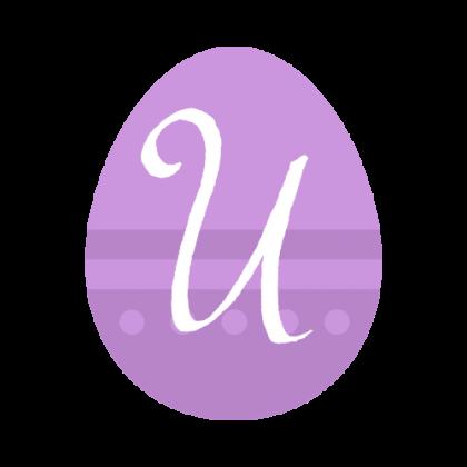 Purple U